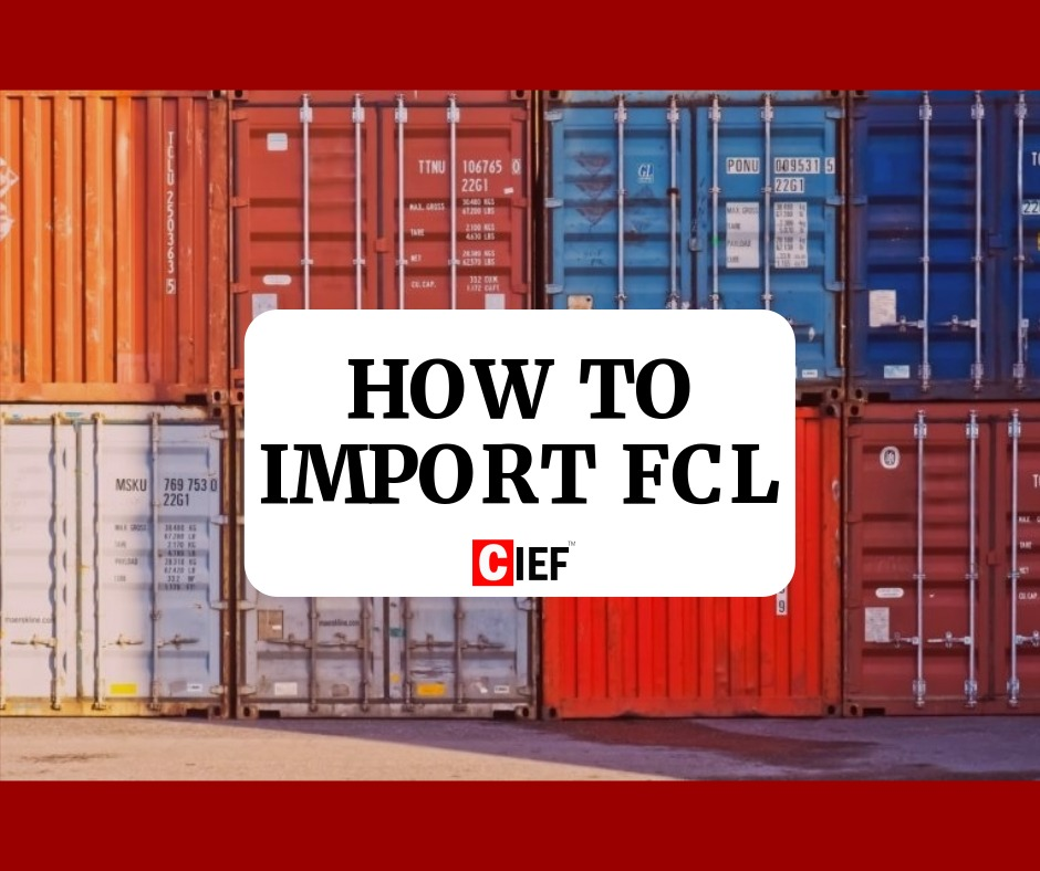 Fcl Meaning : Ocean Freight Container Information Horizon ...