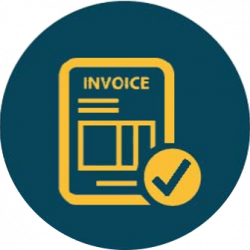Provide invoice for your every purchase